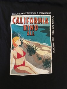Classic, I really like this one, and it's their best beer, this is on the back